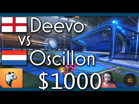 Deevo vs Oscillon | Bad Panda $1000 Invitational
