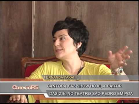 Entrevista EXCLUSIVA com Fernanda Takai
