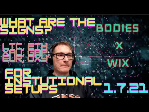 BXW - Institutional Trading - Smart Money - What are the signs? #LTC #ETH #XAUUSD (GOLD) #GBPUSD
