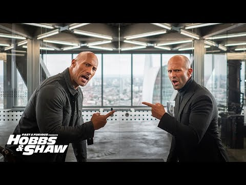 Fast & Furious Presents: Hobbs & Shaw – In Theaters August 2 (The Big Game Spot) [HD]