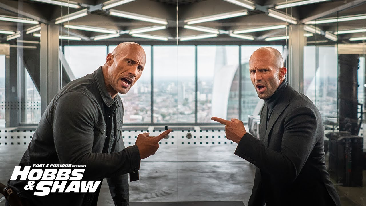 Download Fast & Furious Presents: Hobbs & Shaw – In Theaters August 2 (The Big Game Spot) [HD]