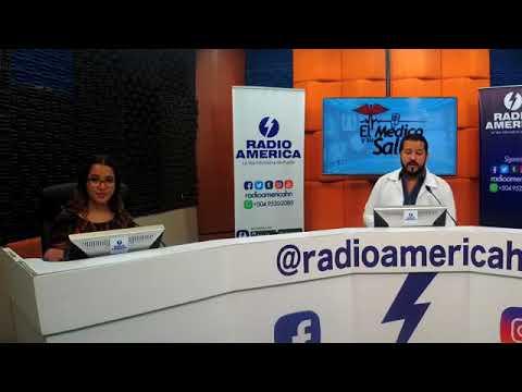 El Médico y Su Salud de  Radio América Honduras, jueves 03 de mayo 2018,