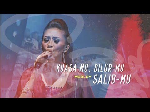 Sari Simorangkir - 03. Kuasa Mu Bilur Mu Medley Salib Mu (The Creator Live Concert)
