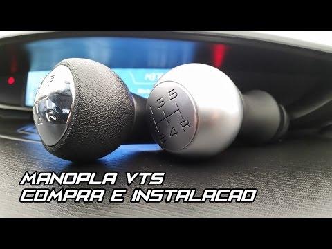 """Compra e Instalação da Manopla """"VTS"""" do Aliexpress"""