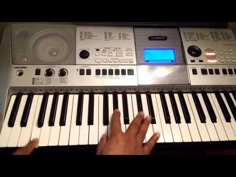 How to Play Flaws By Kierra Sheard on piano