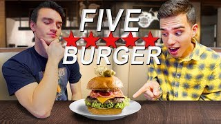 Trying The Best Burger In America?