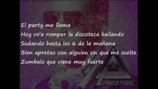 El Party Me Llama .daddy Yankee Ft  Nicky Jam - Prestige