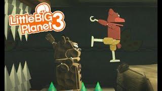 LittleBIGPlanet 3 - Too Many Yiffed [FNAF Deathrun] - Playstation 4