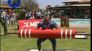 Mariusz Pudzianowski - World's Strongest Man Tribute