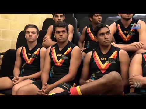 Aboriginal AFL Academy helping to achieve dreams - 7.30 (ABC)