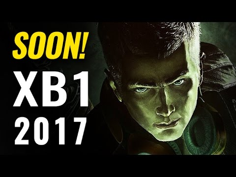 Top 15 Upcoming Xbox One Games of 2017