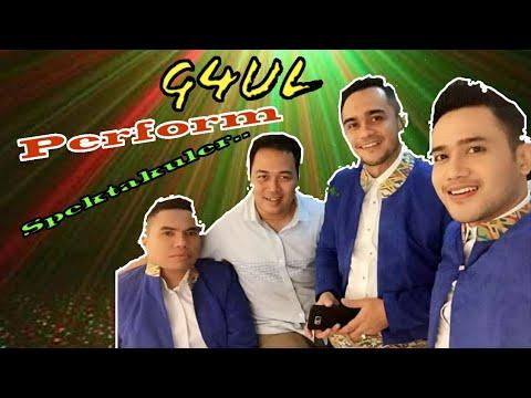 G4UL GR Lagu Aduhai di Acara GGS INDOSIAR 17 Agustus 2014