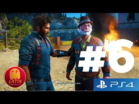 Just Cause 3 parte 6 Español latino - Mision 7 (acto 1) Desertor- Gameplay Walkthorugh