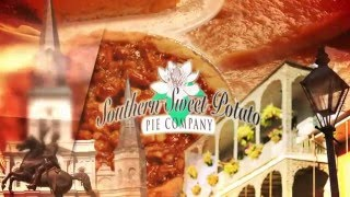 Southern Sweet Potato Pie Co in New Orleans