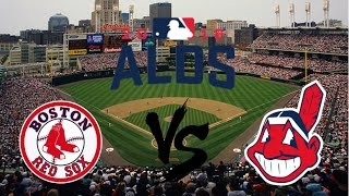 2016 ALDS Series Highlights   Red Sox vs Indians