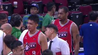 Alaska Aces vs Columbian Dyip | PBA Commissioner's Cup 2019 Eliminations