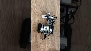 마인드스톰으로 만든 로봇청소기