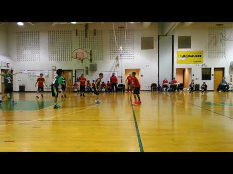 Garland Elementary School  Basketball Highlights 1/7/17