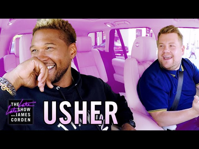 Usher Carpool Karaoke #1
