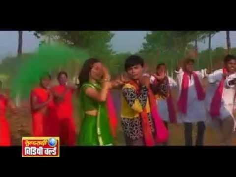 Jhoome Re Tan Nache Re Man - Rang Ma Rangye Dare Re - Chhattisgarhi Song