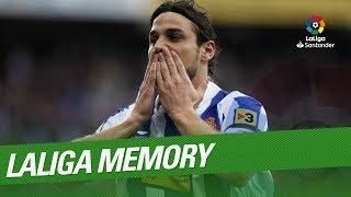 LaLiga Memory: Daniel Osvaldo