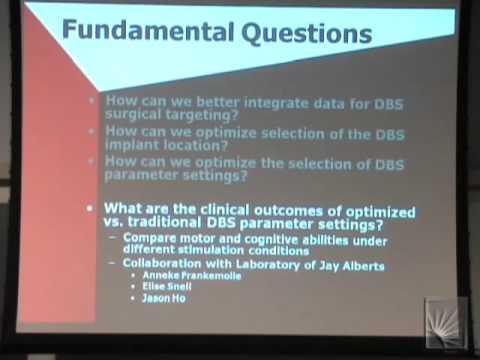 FES Neural Prosthesis Seminar - Cameron McIntyre, Ph.D.