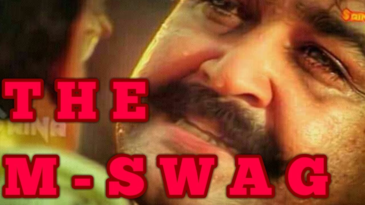 The M-Swag | Mohanlal Fight Scenes Tribute