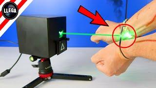 7 Life Hacks Con Laser Que Te Sorprenderán