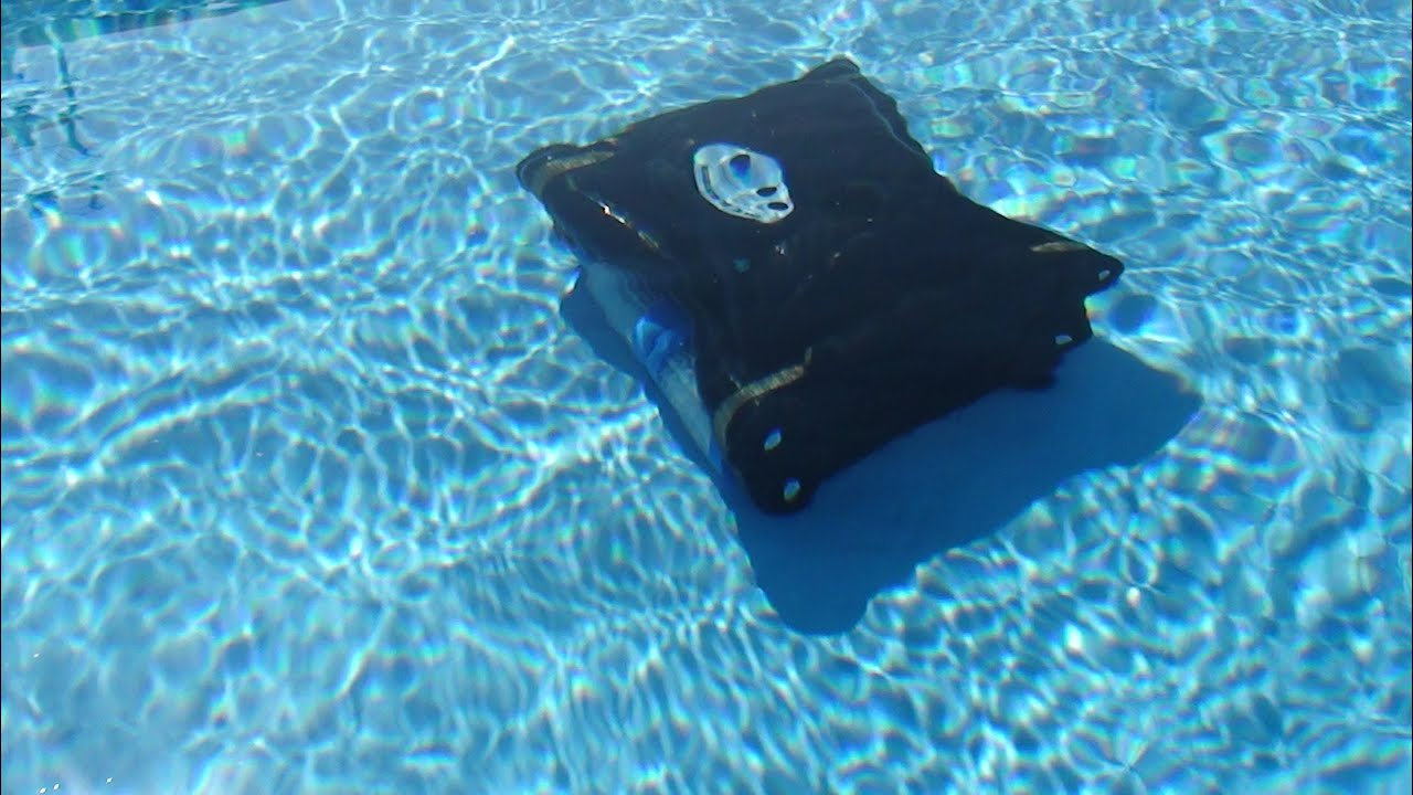 Pool Blaster Cx 1 Cordless Robot By Water Tech For All