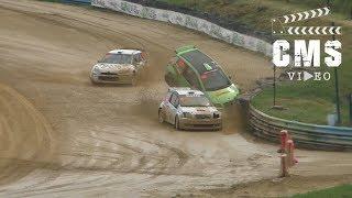 Rallycross Faleyras 2017 I Big Crashes, Show & Battles I CMSVideo