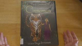 Cinnamon: Picture Book Review