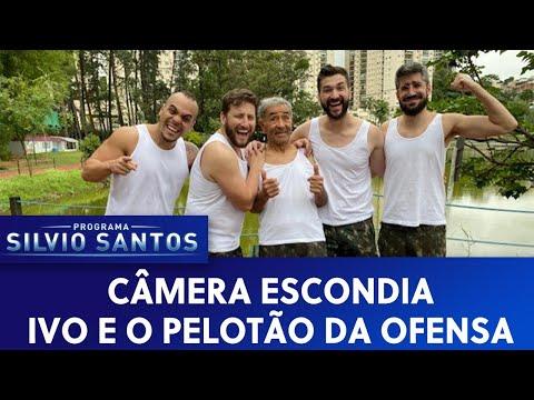 Ivo e Pelotão da Ofensa   Câmeras Escondidas (08/12/19)