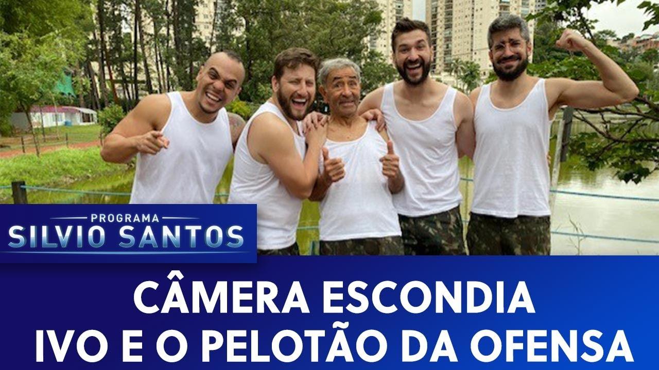 Ivo e Pelotão da Ofensa | Câmeras Escondidas (08/12/19)
