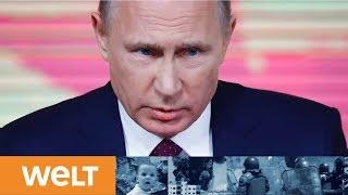 Steckt Putin hinter Attentat?:  Merkel und Macron stellen sich hinter Großbritannien