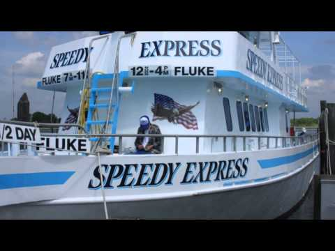 Captain Speedy Best Fishing Boat From Captree State Park