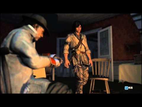 【Adam深情溫柔系列】Assassin's Creed 3 #13 夾硬訓