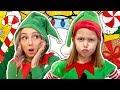 Эльфелия помощник Деда Мороза Успеют ли Эльфы подготовить все подарки деткам Амелька Карамелька mp3