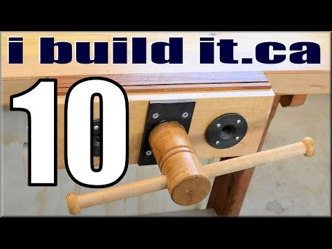 making-a-woodworking-vise,-part-10-of-10