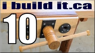 Making A Woodworking Vise, Part 10 Of 10
