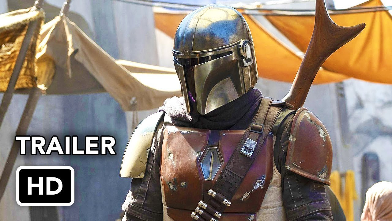 'The Mandalorian': Watch the First Trailer for 'Star Wars' Series