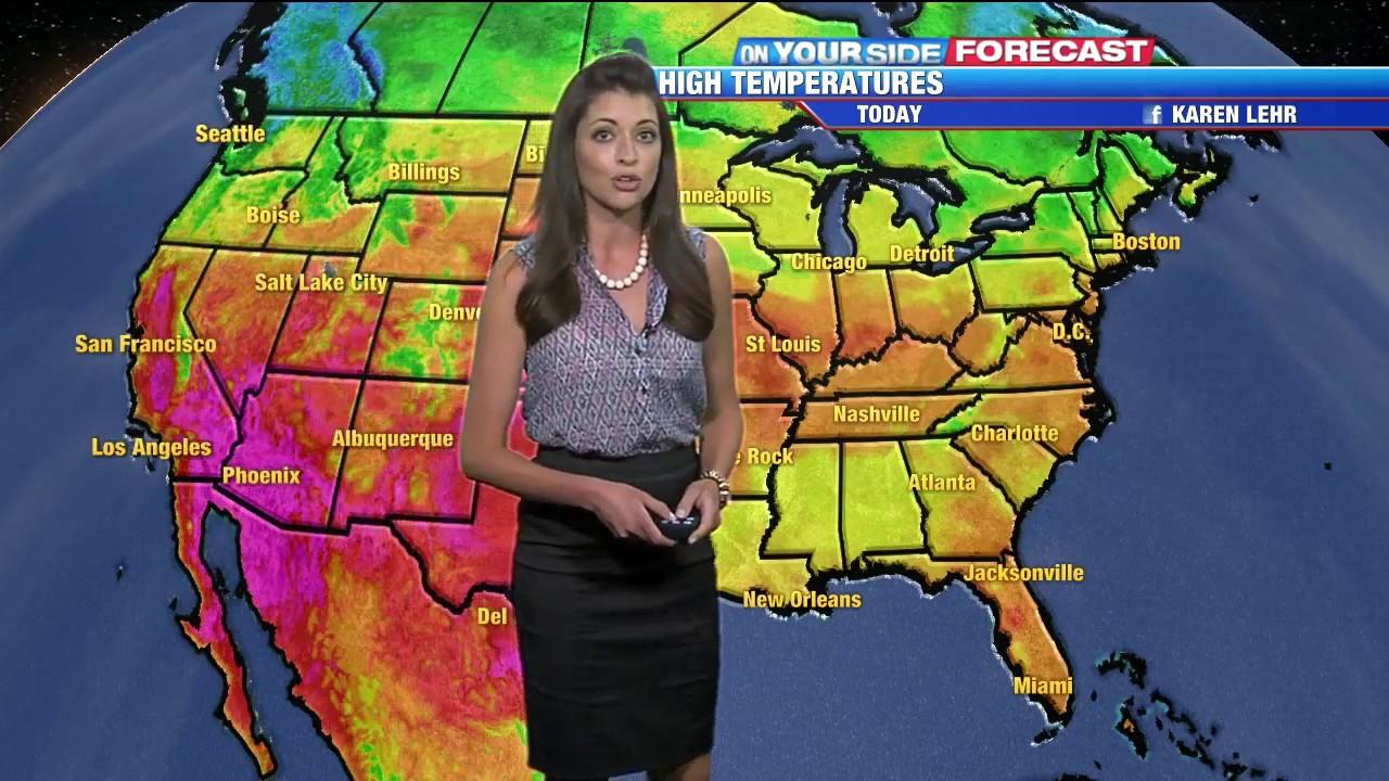 Boise Weather Map.Kivi Boise Idaho Weather Forecast June 21 2017 Youtube