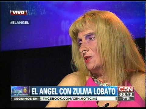 C5N - EL ANGEL DE LA MEDIANOCHE CON ZULMA LOBATO