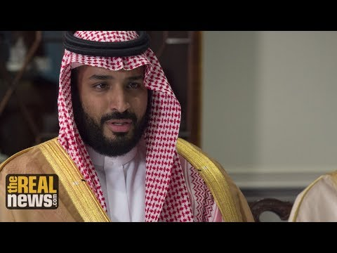 US Gov. and Media Whitewash 'Reformer' Saudi Prince MBS as He Beheads Dissidents