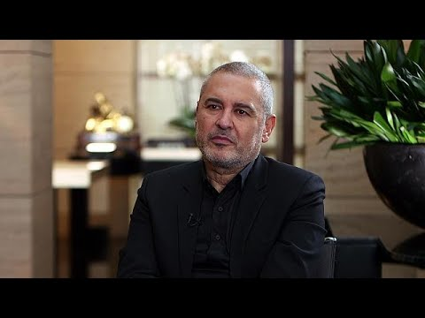 """Elie Saab: """"I don't believe in instant success."""" - global conversation"""
