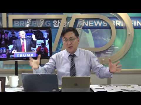 [황장수의 세계현미경] 트럼프, 힐러리 추월직전/ 베트남의 중국에 대한 독자적 대응 (2016.07.15) 4부