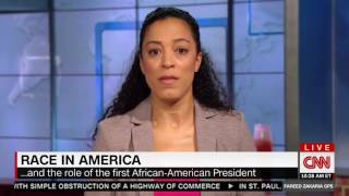 Angela Rye calls out white voters who think they 'allowed' Obama to be president