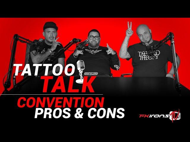 Tattoo Talk: Conventions