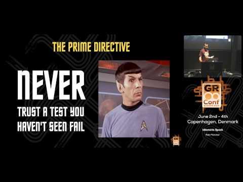 Idiomatic Spock