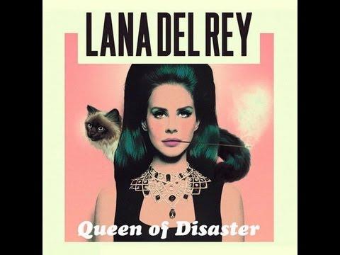 lana-del-rey--queen-of-disaster-on-screen-lyrics