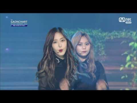 170222 The 6th Gaon Chart Music Awards GFriend Cut